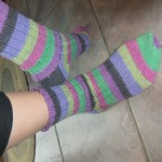 Faith's socks