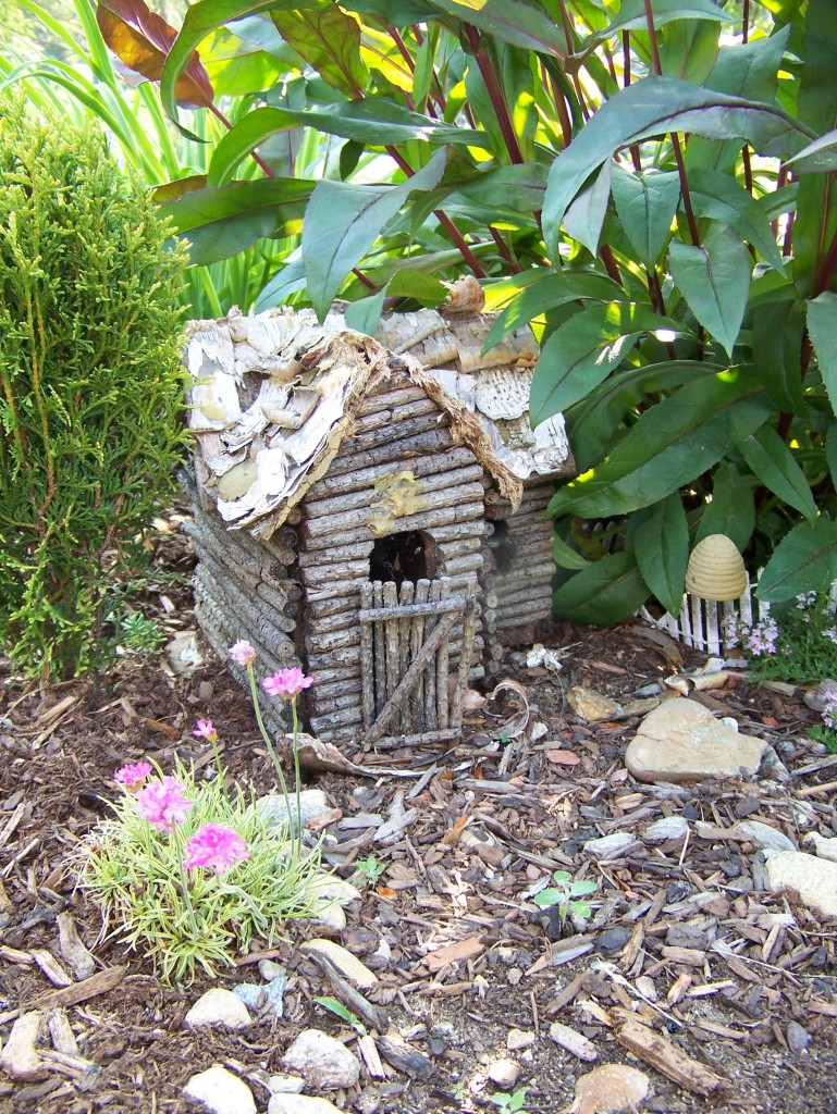 Gnome Garden: Garden In The Burrow